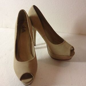 Dotti Platforms Size 10 Enfield Port Adelaide Area Preview