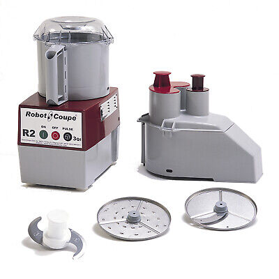 Robot Coupe R2n Benchtop Countertop Food Processor