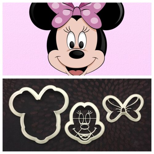 Minnie Mouse Formina Biscotti 7/8cm Cookie Cutter Topolina