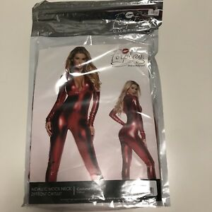 Metallic suit for costume - XS