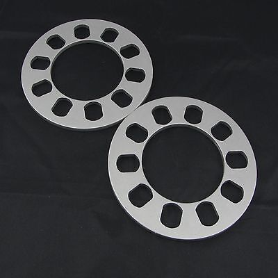 (2) 5x4.5 Wheel Spacers | .2