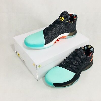Adidas Harden VOL. 1 Cactus Shoes Boost Basketball BW1573 Mens Sizes