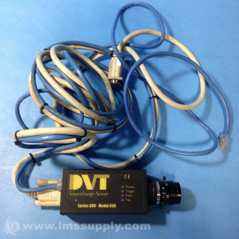 DVT 630-C3E40 SmartImage Sensor Machine Vision System Camera 4158