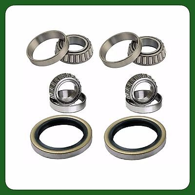 2 FRONT WHEEL BEARING & SEAL FOR FORD RANGER 2WD 1995-2011(2OUTER+2INNER+2SEAL) ()
