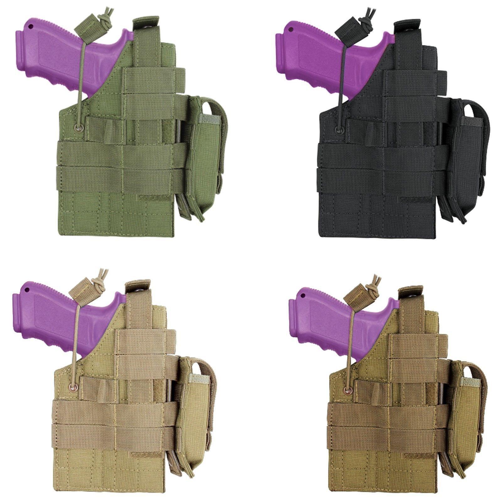 Condor H-Glock Tactical MOLLE Ambidextrous Glock Pistol Hols