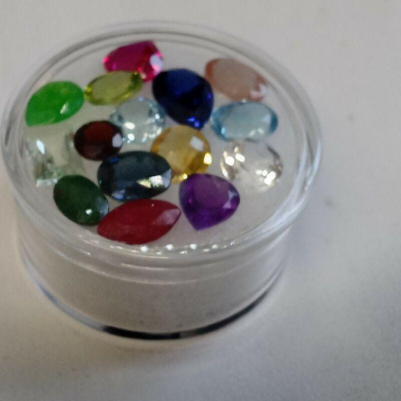 12.77ct Mixed Gemstone Parcel #ff32