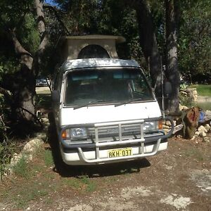 Pop top camper MAZDA E 2000 Ashby Wanneroo Area Preview