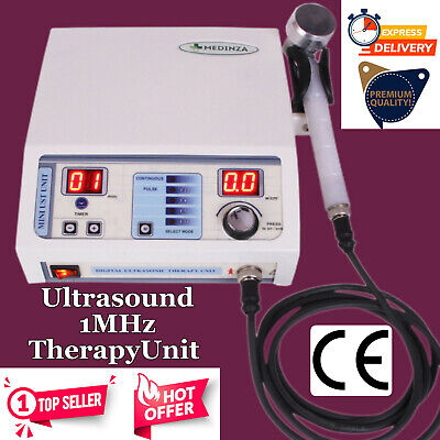 Advance Original Ultrasound Ultrasonic Therapy Machine For Pain Relief 1mhz Unit