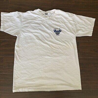 RARE Vintage 1980's Walt Disney World Resort Dream Team Shirt Sherry's Best