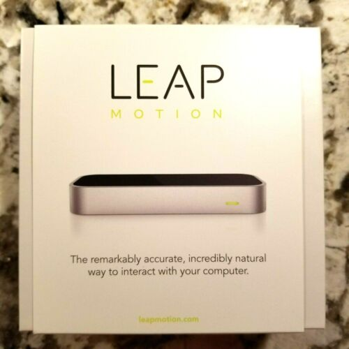 Leap Motion Controller LM-C01-US Airspace NEW