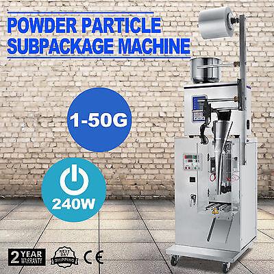 1-50g Automatisch Abfüllmaschine +Packung Dichmaschine 350W Abfüllanlage Füllung