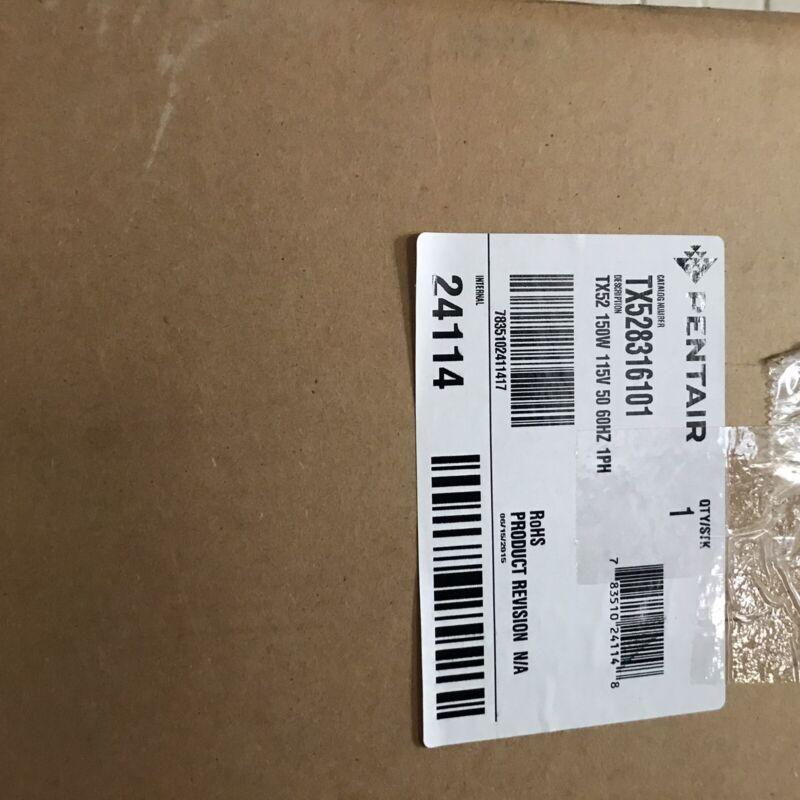 Pentair Outdoor Heat Exchanger TX528316101