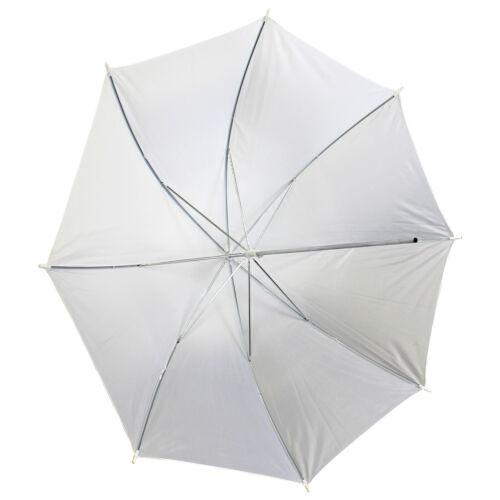 BRAND NEW! 33 inch Photo Studio Flash Diffuser Translucent White Soft Umbrella
