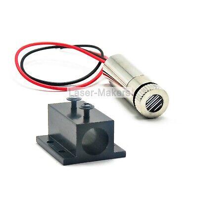 200mw 808nm 810nm Ir Infrared 5v Focusable Line Laser Diode Module12mm Heatsink