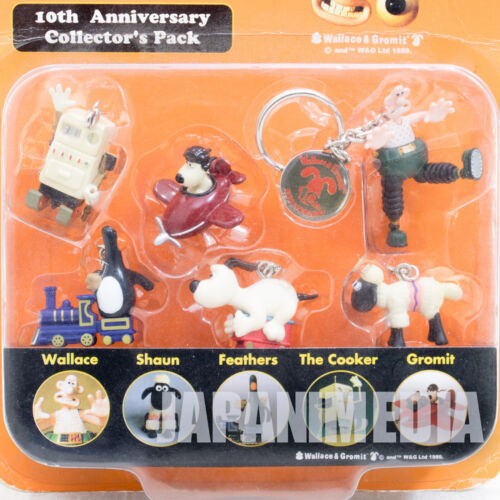 Wallace & Gromit 10th Anniversary Collector