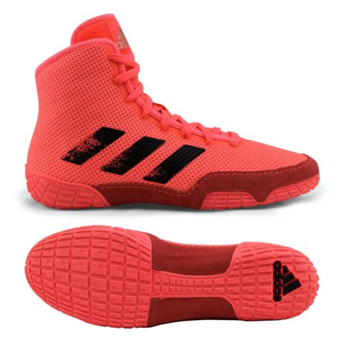 Adidas | FX2031 | LIMITED EDITION | Tech Fall 2.0 | Pink | Wrestling Shoes