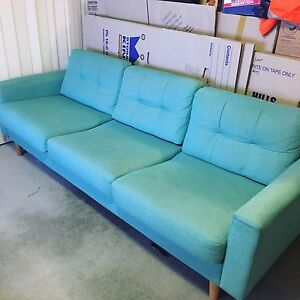 Fantastic Furniture Jazz 3 Seater Couch Hornsby Hornsby Area Preview