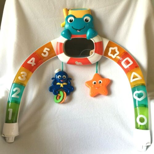 Arch Replacement Light and Sea Activity Gym Saucer Baby Einstein