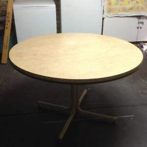 Round Dining Table - $40