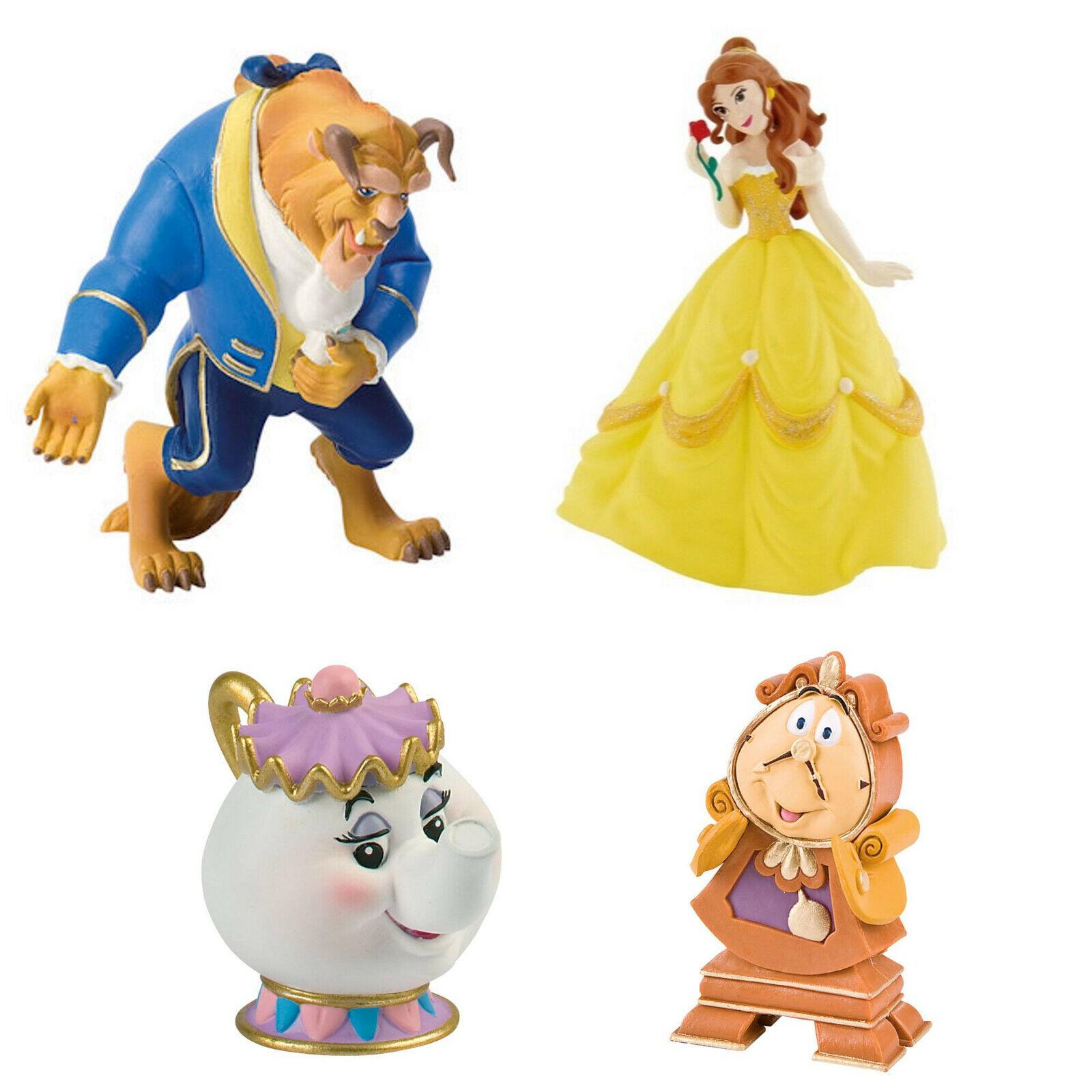 Bullyland Disney Figur / Tortenfigur *Die Schöne und das Biest* - NEU