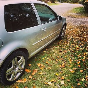 2001 Volkswagen Golf 2 Door