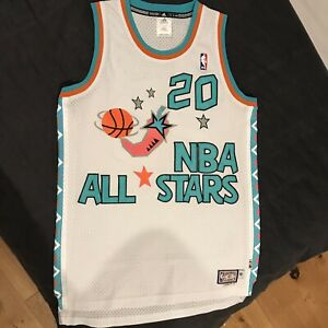 new style f90ac 4201d NBA jersey all star jersey Gary Payton | Tops | Gumtree ...