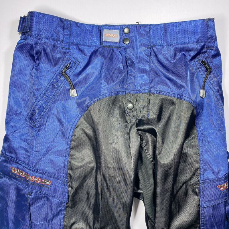 Draxxus Paintball Pants Size Large Vintage Old School