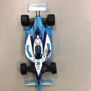 Paul Tracy Signed Model IndyCar from 2003