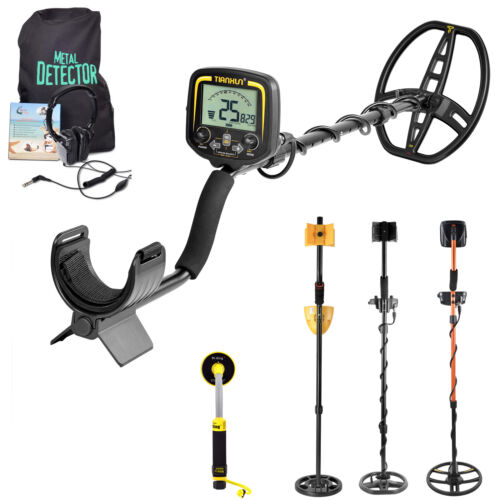 как выглядит TX-850/950/750/3010 Metal Detector Waterproof Gold Digger Search coil Version,US фото