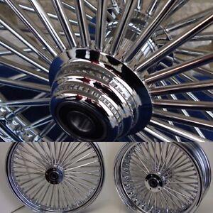 Harley custom wheel sets