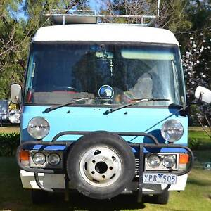 Toyota coaster Rochester Campaspe Area Preview