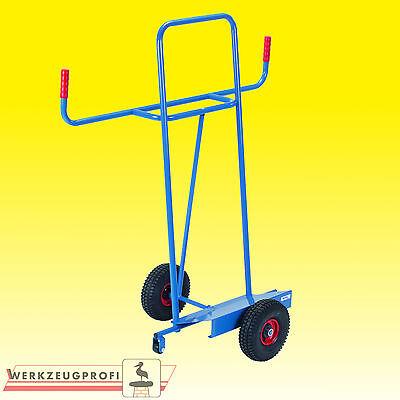 FETRA Plattenkarre 1075 400 kg Tragkraft  Plattenwagen für Plattentransport