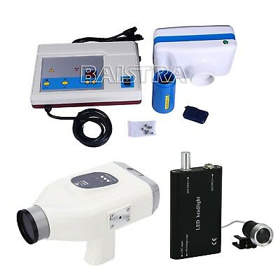 Digital Dental X-ray Machine Blx-8plus Blx-5 Portable Mobile Image Unit System