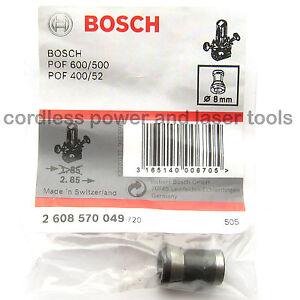 bosch 8mm collet chuck ggs 27 grinder pof 52 400 500 600. Black Bedroom Furniture Sets. Home Design Ideas