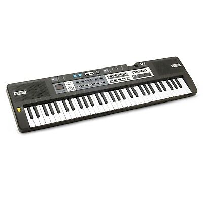 61 Key Electronic Music Keyboard Piano Electric Organ with Lesson Mode Practice