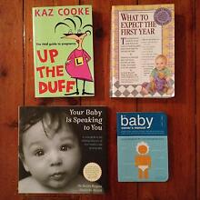 Pregnancy and Baby Reference Books Princes Hill Melbourne City Preview