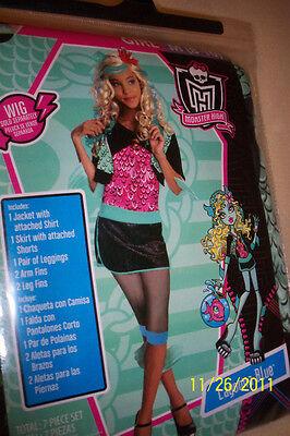 Monster High Dress Up Lagoona Blue (MONSTER HIGH COSTUME/DRESS UP NEW