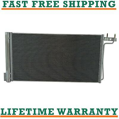 A/C AC Condenser For 15-18 Ford Fits Focus 2.0l L4 Free Shipping