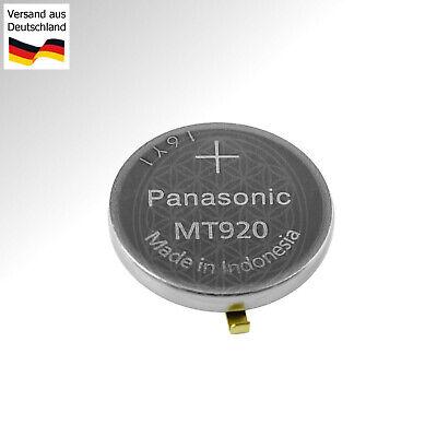 Citizen Ecodrive Akku Panasonic MT920 A710 A715 A730 A735 A780 A784 A786 Battery A710 Batterie