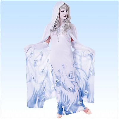 Seelensucherin Damenkostüm Geist Gr. 38-42 Geisterkostüm Kostüm Halloween ()