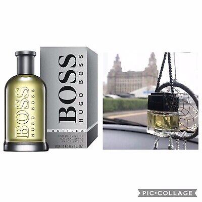 Hugo Boss Bottled Aftershave Inspired Car Air Freshener Diffuser