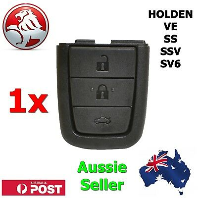 Holden VE SS SSV SV6 Commodore Replacement Key Remote Blank Shell Case Berlina