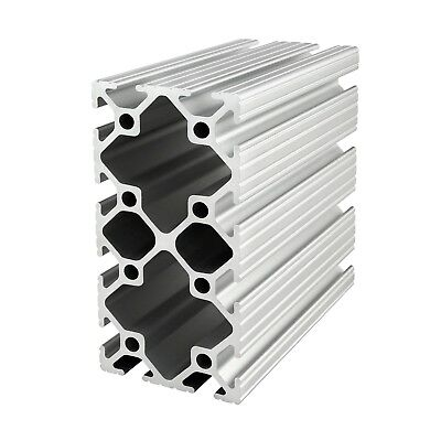 8020 Inc 10 Series 2 X 4 Aluminum Extrusion 2040 X 26.562 Long N