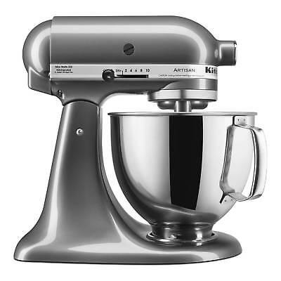 KitchenAid Artisan Series 5qt Tilt-Head Stand Mixer Silver - KSM150PSSM