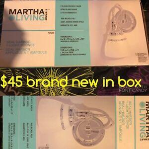 Martha Stewart Seal Harbour 1-Light Sconce