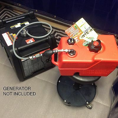 Champion 2800w Inverter Generator 3 Gal Extended Run Fuel System