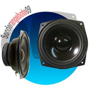 Dynavox 165mm 4 Ohm Basslautsprecher Tieftöner Lautsprecher  6,5