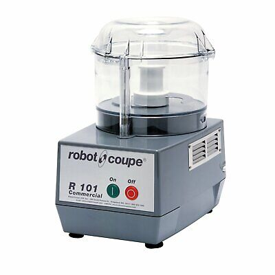 Robot Coupe R101bclr Benchtop Countertop Food Processor