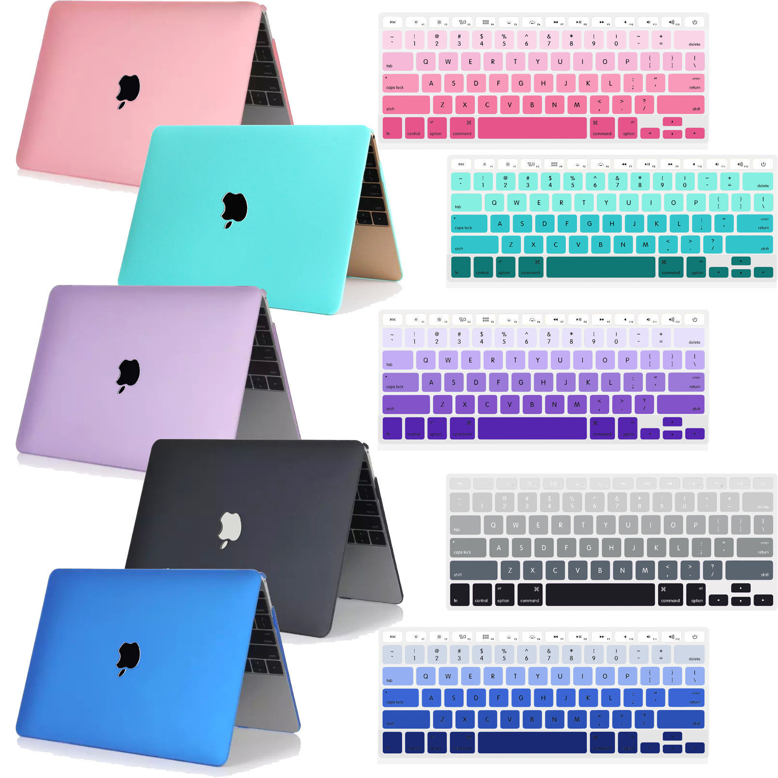 Laptop Accessories Rubberized Hard Cover Case for Macbook Ai