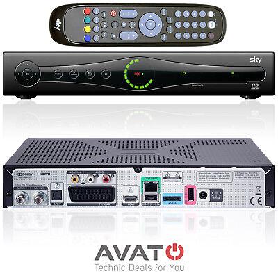 Humax PR-HD3000 SKY DVB-S2 Twin Tuner UNICABLE ASTRA Sat Receiver V13 V14 PVR